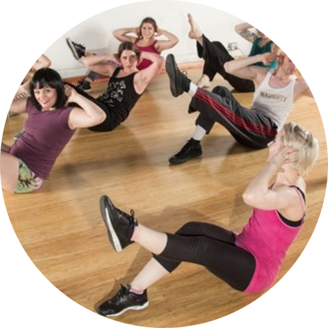 The One the Only Inga teaches this Fun Fitness Class!