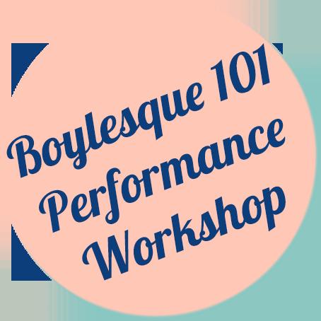 Boylesque 101