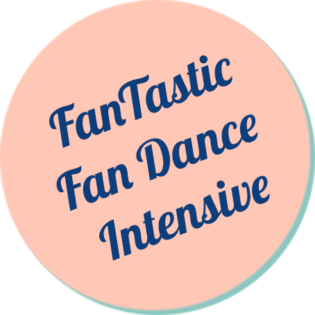 FanTastic Fan Dance Basics with Amara Strutt