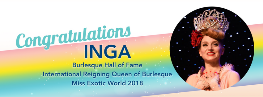 Announcement! INGA Crowned Miss Exotic World 2018!