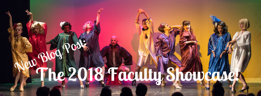 2018 AoB Faculty Showcase – September 21!