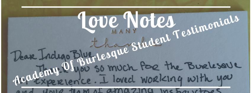 """Student Testimonial: """"Life-Changing"""""""