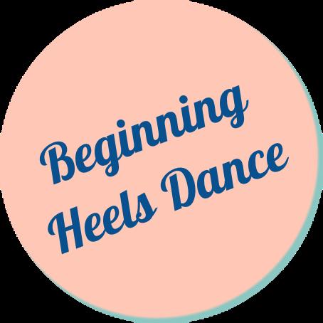 Beginning Dancing in Heels with Moscato Extatique