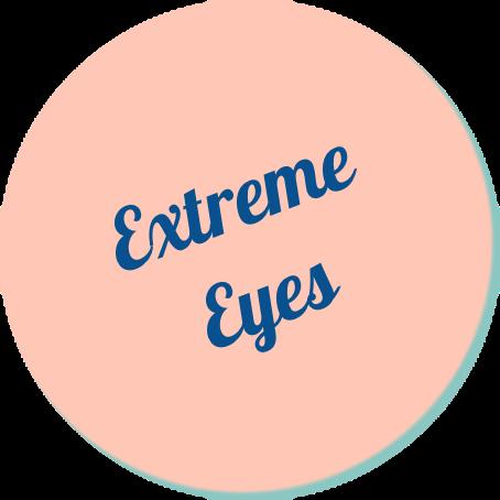 Extreme Eyes! with Moscato Extatique