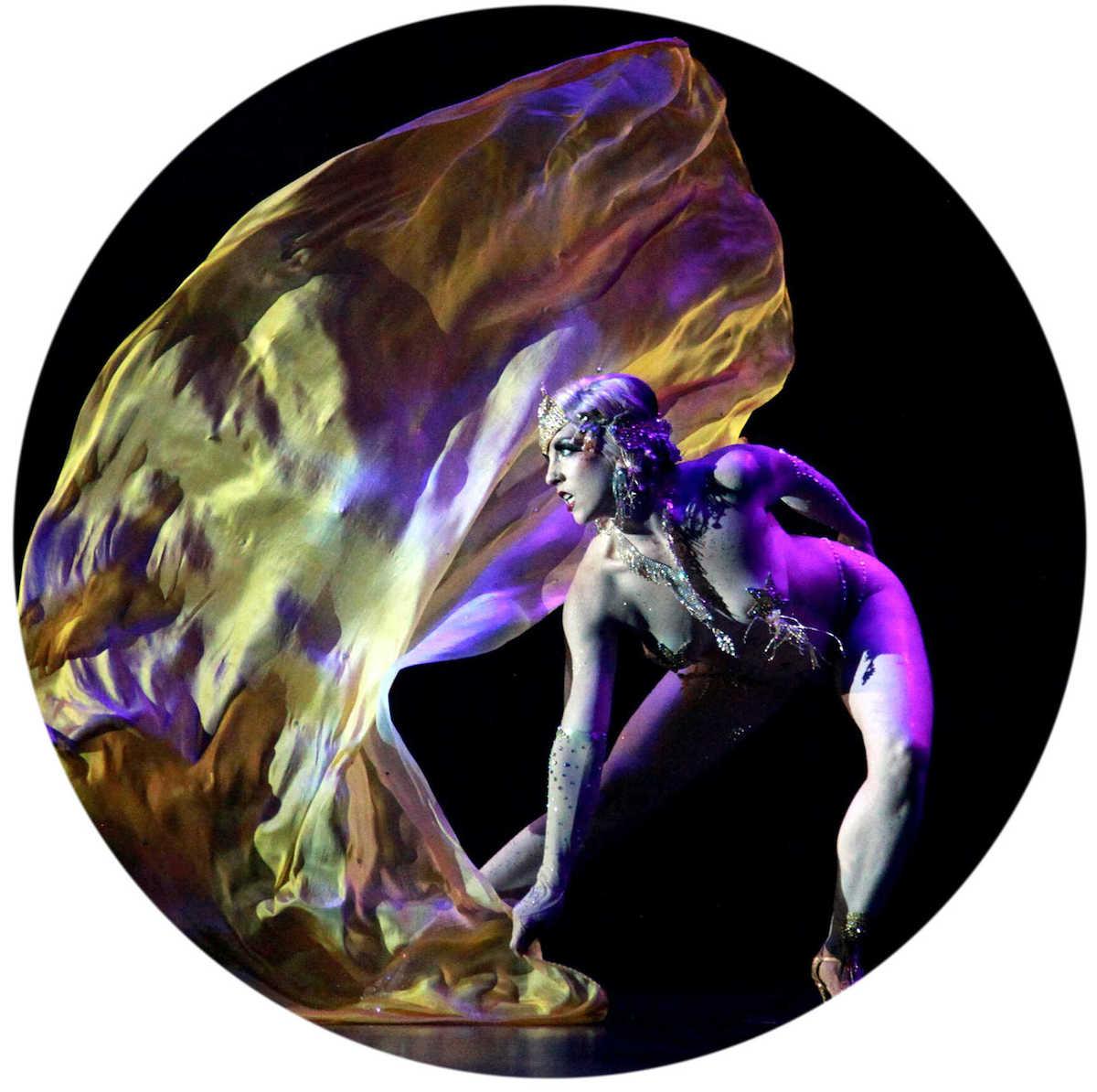 Silk Veil Manipulation – Gaea Lady