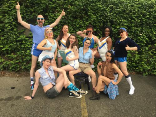 TeaseCamp All-Staff Photo